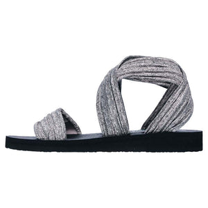 Skechers Meditation Still Sky sandals grey lv