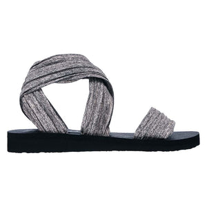 Skechers Meditation Still Sky sandals grey lv2