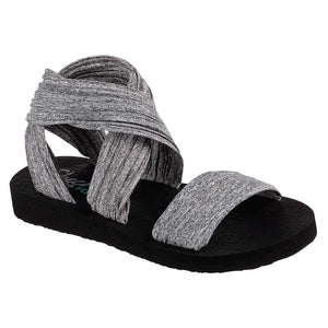 Skechers Meditation Still Sky sandals grey