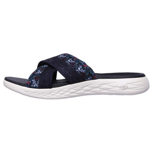 Skechers On the Go 600 Monarch Navy sandales pour femme lv
