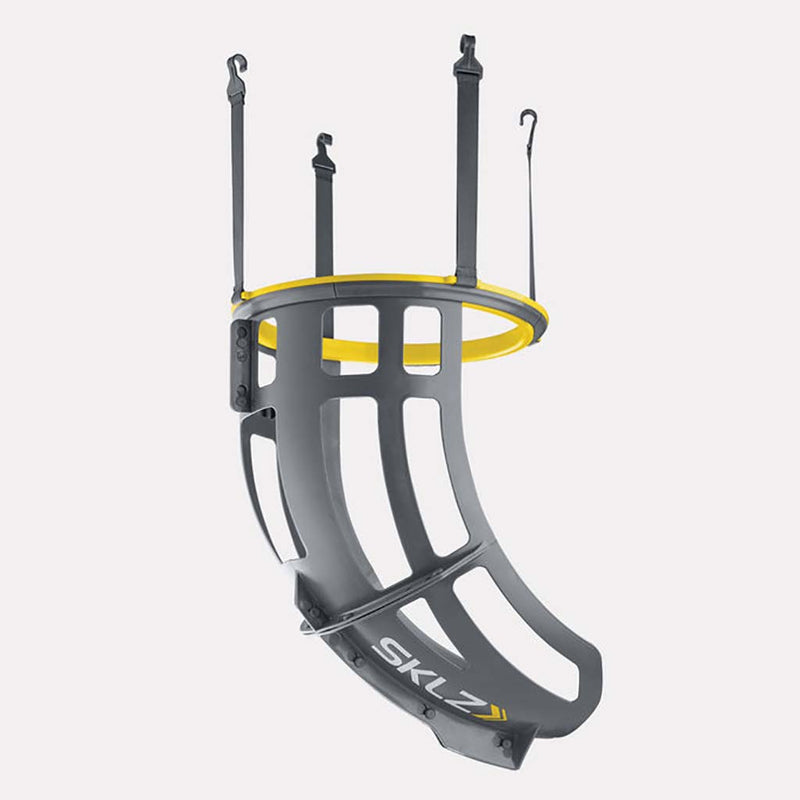 Sklz kick-out basketball 360 return system