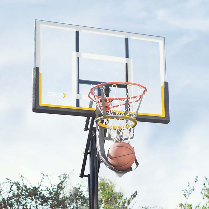 Sklz kick-out basketball 360 return system lv1