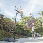 Sklz kick-out basketball 360 return system lv2