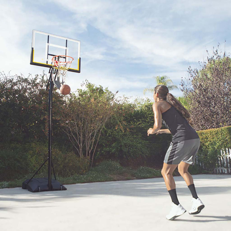 Sklz kick-out basketball 360 return system lv3