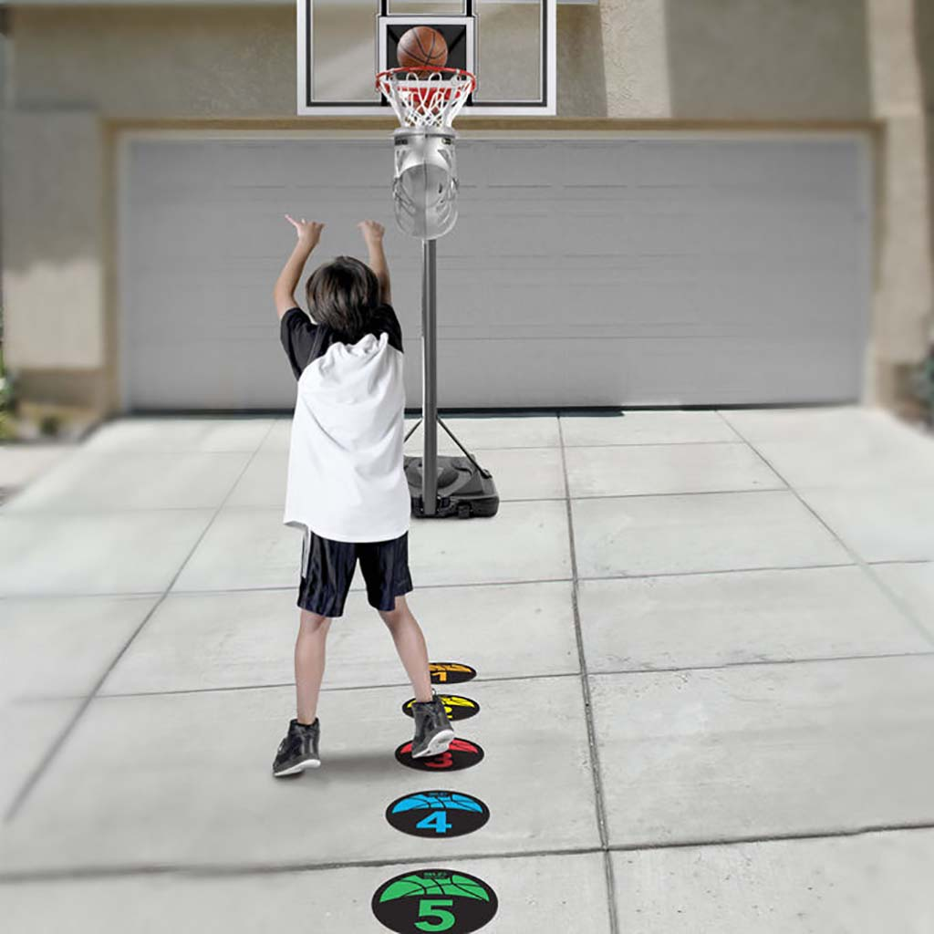 Shot Spotz basketball training markers lv2