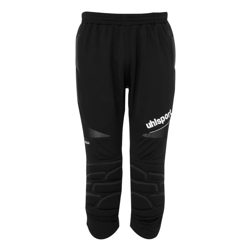 Uhlsport Anatomic pantalon 3/4 de gardien de but de soccer