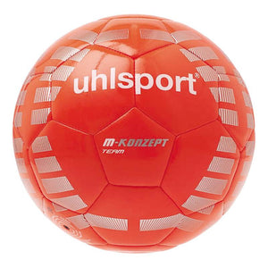 ballon soccer Uhlsport M-Konzept Team rouge