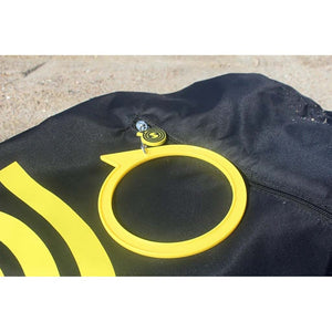 Spikeball Pro sac close-up