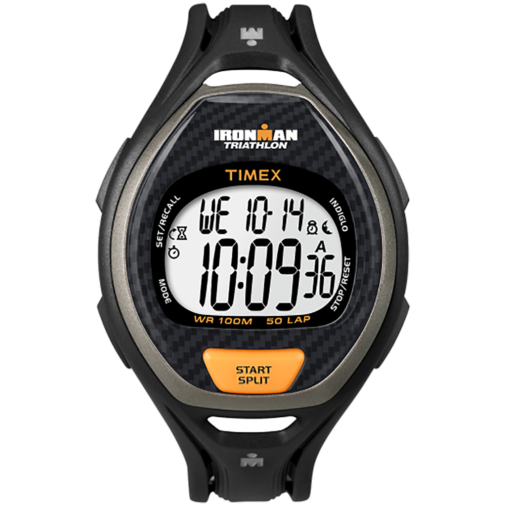 Montre Timex Ironman® Triathlon® Sleek 50 Circuits sports watch Soccer Sport Fitness