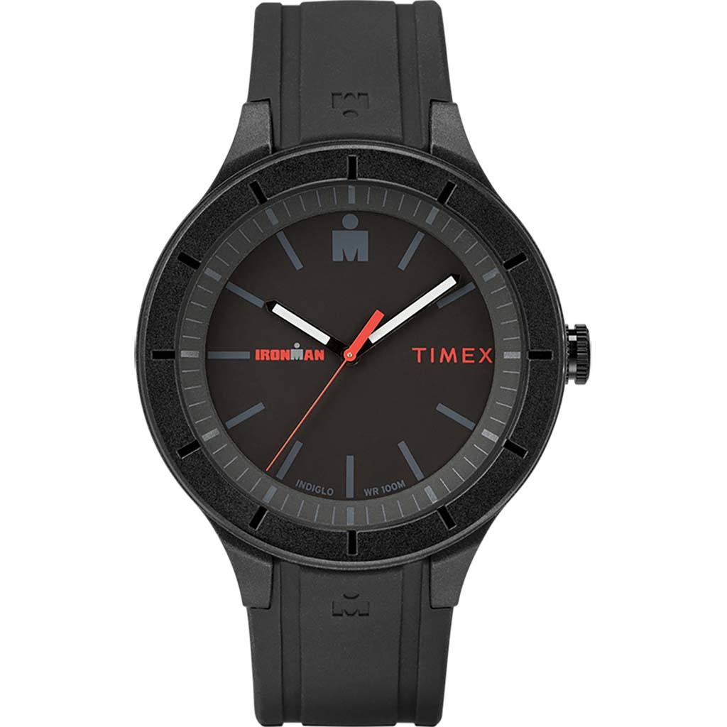 Timex Ironman Essential 43 mm resin strap montre de sport