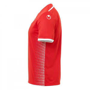 Uhlsport Tunisie maillot coupe du monde 2018 away vue lat
