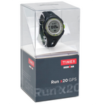 Montre Timex Ironman® Run X20 GPS sports watch Soccer Sport Fitness