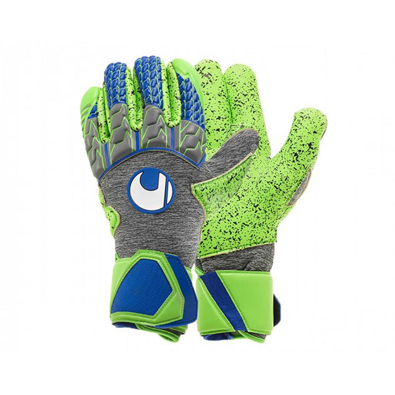 Uhlsport Tensiongreen Supergrip Finger Surround gants de soccer paire