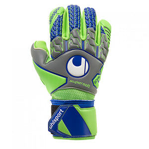 Uhlsport Tensiongreen Supersoft HN gants de gardien de soccer dos