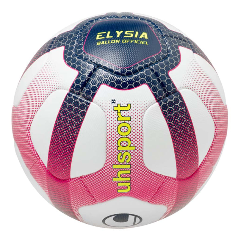 Ballon de soccer officiel Ligue 1 Elysia Uhlsport 2018-19