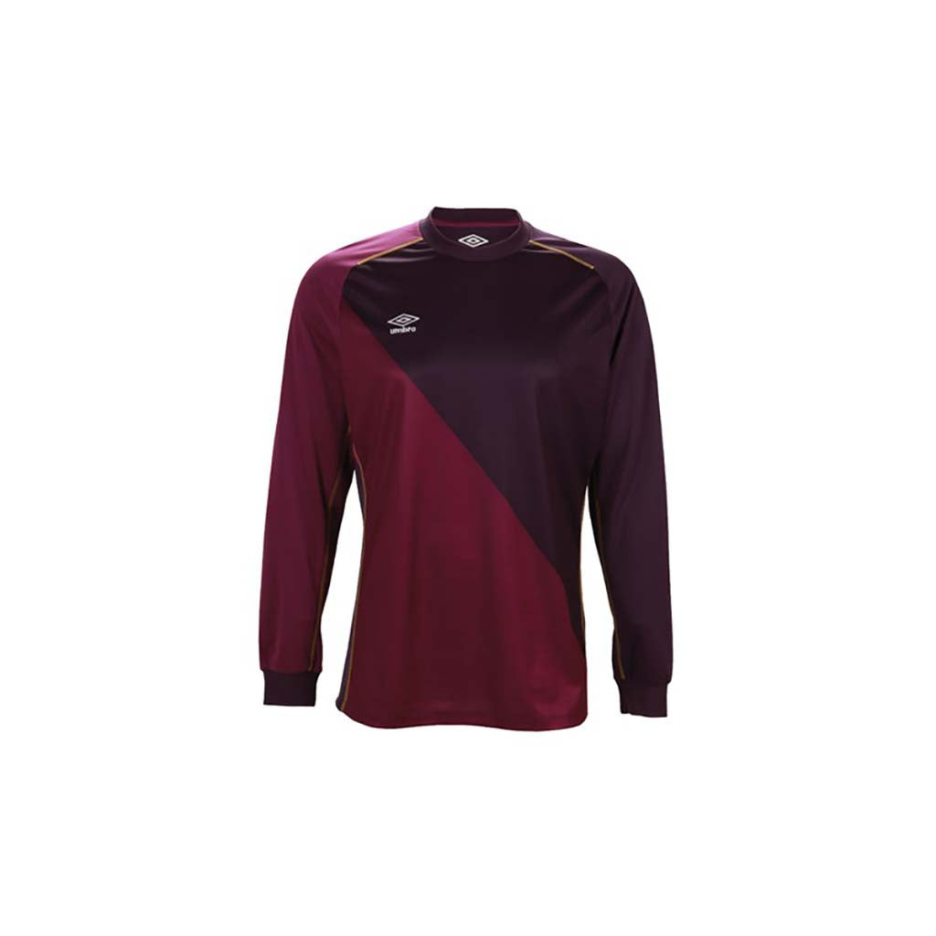 Chandail de gardien de but de soccer enfant Umbro Crosswise junior blackberry