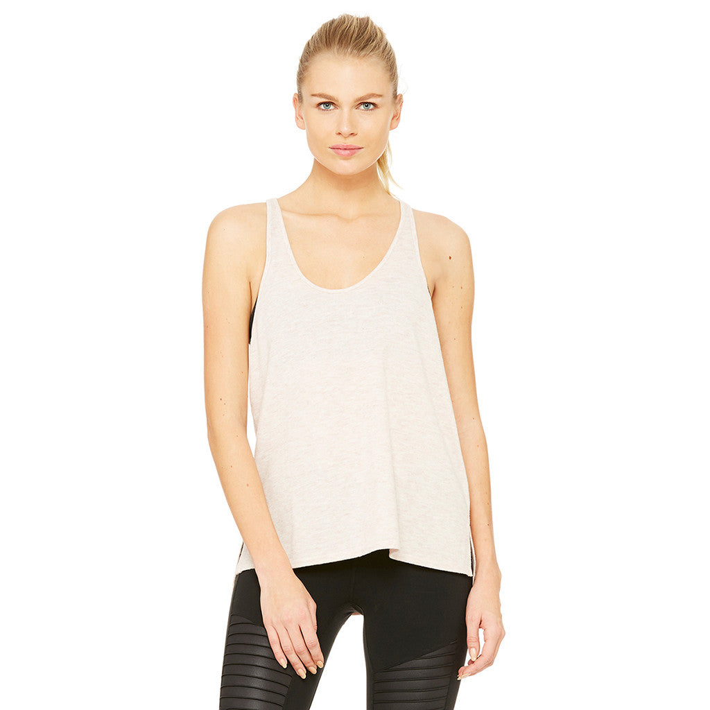 Camisole femme ALO Yoga women's Cozy Tank buff heather avant Soccer Sport Fitness