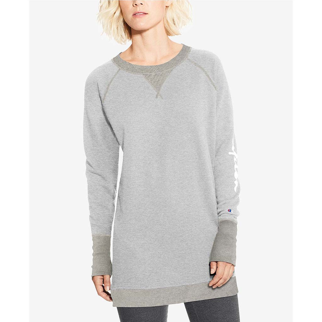 4fbe7c534fc ... Champion Heritage French Terry Tunic chandail manches longues femme ...