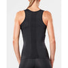 2XU women's compression sport tank top noir rv2