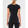 2XU women's compression sport t-shirt black rv