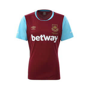 Maillot soccer Pro Umbro West Ham United FC Home 2015-16 soccer jersey Soccer Sport Fitness