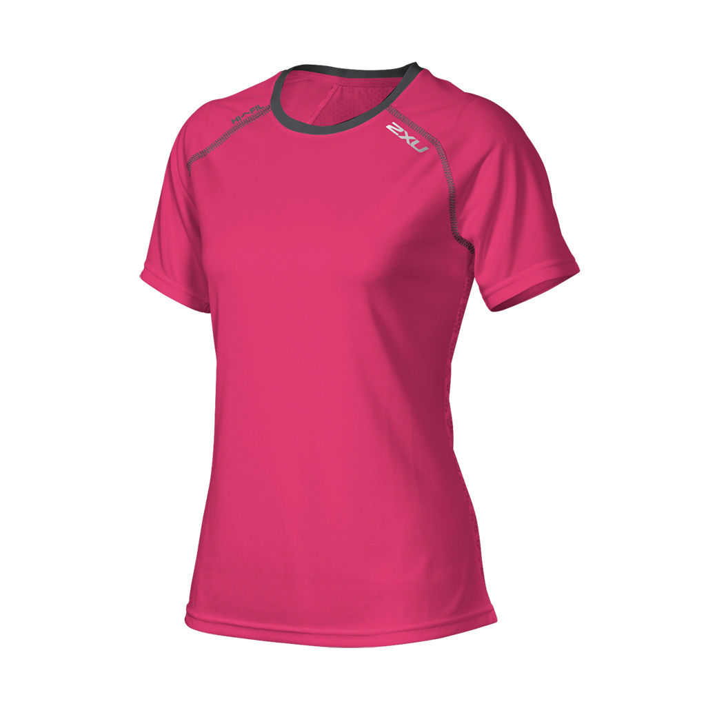 2XU Tech Vent women's short sleeve sports top