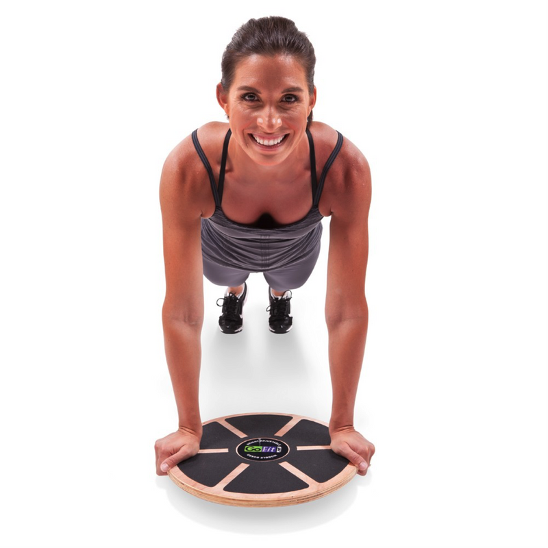 "Go-Fit  15"" wobble board lv2"