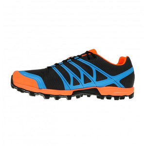 INOV-8 X-Talon 200 trail running shoes grey orange blue lv