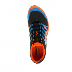 INOV-8 X-Talon 200 trail running shoes grey orange blue uv2