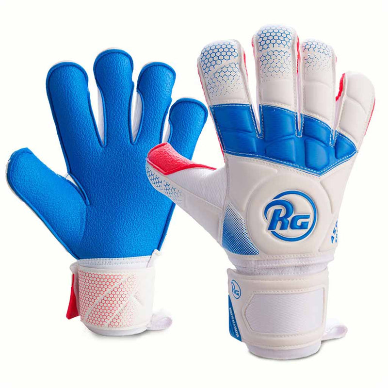RG Goalkeeper Gloves Aspro Entreno gants de gardien de but paire Soccer Sport Fitness
