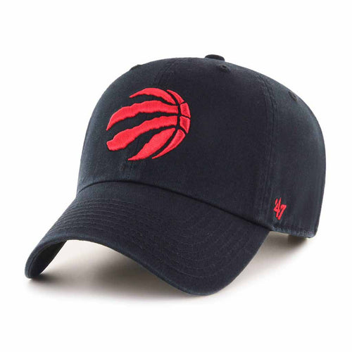 Casquette 47 Brand Clean Up NBA Toronto Raptors rouge