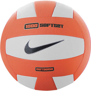 Nike 1000 Softset Outdoor ballon de volleyball d'extérieur orange