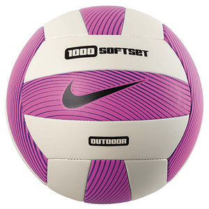 Nike 1000 Softset Outdoor ballon de volleyball d'extérieur rose