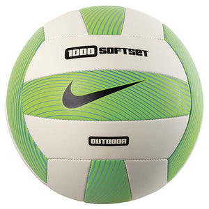 Nike 1000 Softset Outdoor ballon de volleyball d'extérieur vert