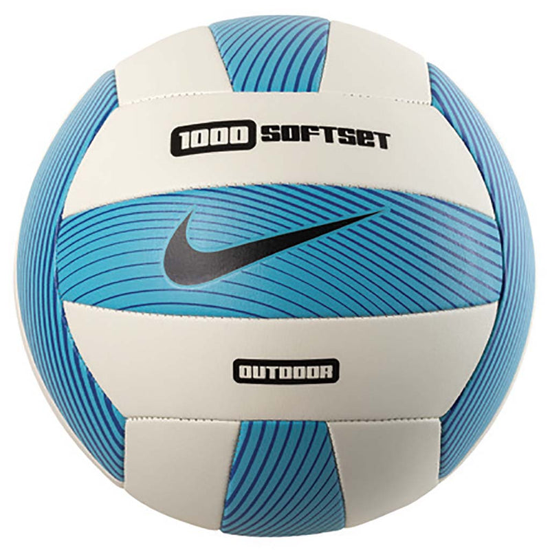 Nike 1000 Softset Outdoor ballon de volleyball d'extérieur bleu