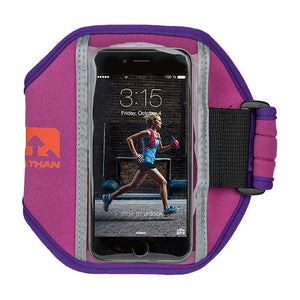 Nathan Super 5K Smartphone armband VeryBerry