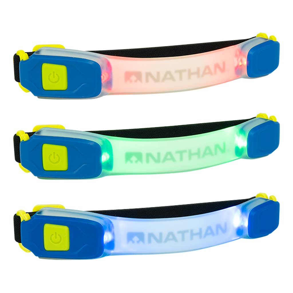 Nathan Light Bender Rx LED Brassard lumineux de course à pied