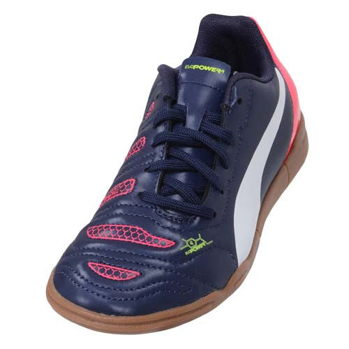 Puma evoPower 4.2 Futsal Junior chaussure de soccer interieur