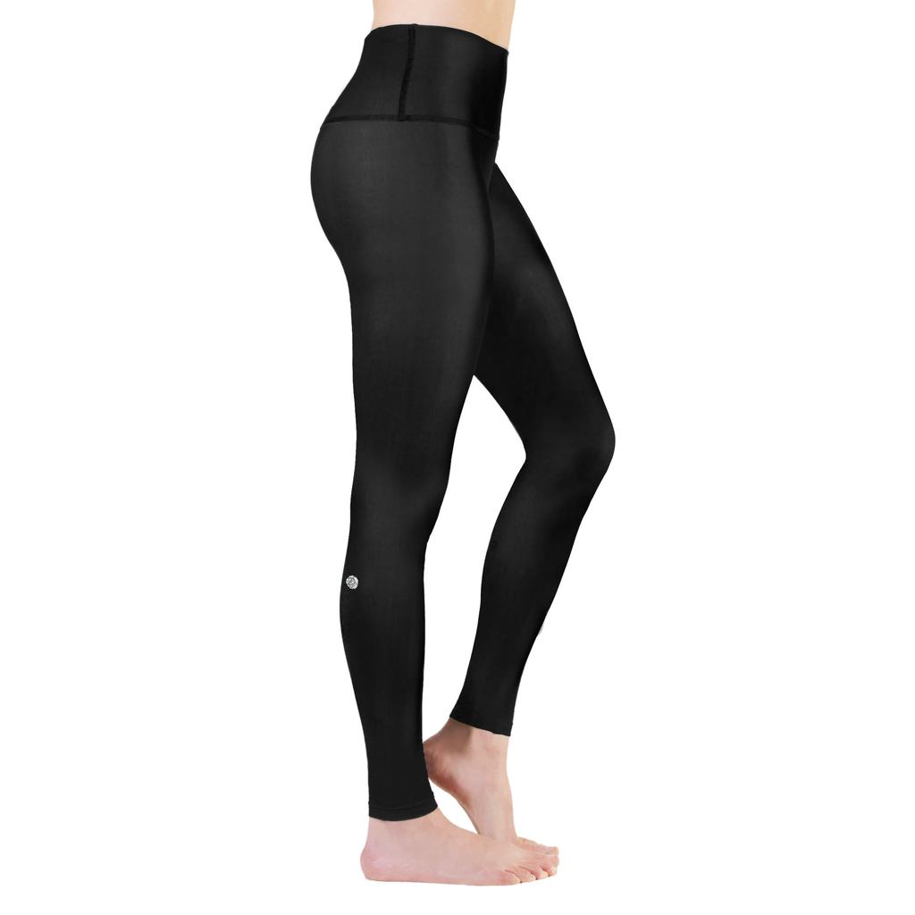 Rose Buddha legging de yoga eclipse totale