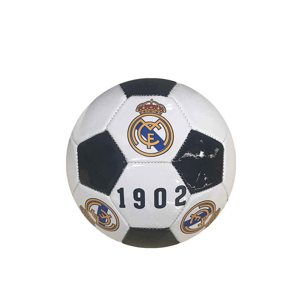 Mini-ballon de football Real Madrid CF fan ball vue avant