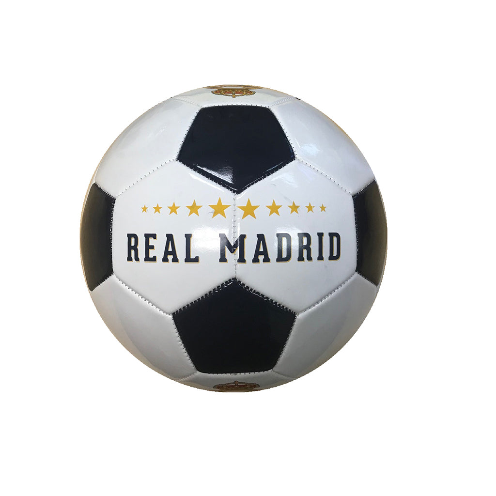 Mini-ballon de football Real Madrid CF fan ball vue arrière