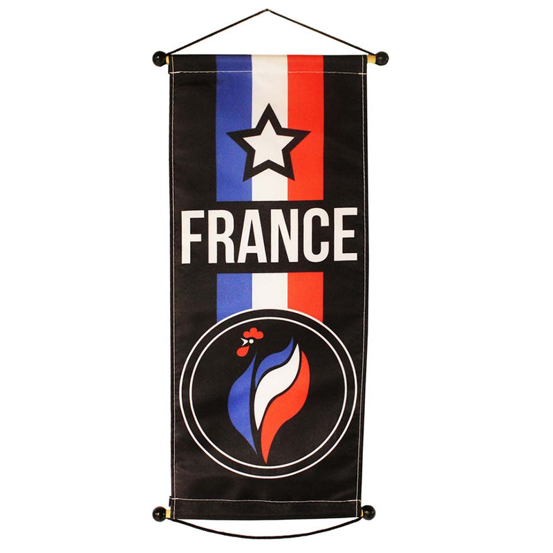 Mini-banderole France Coupe du monde de soccer 2018