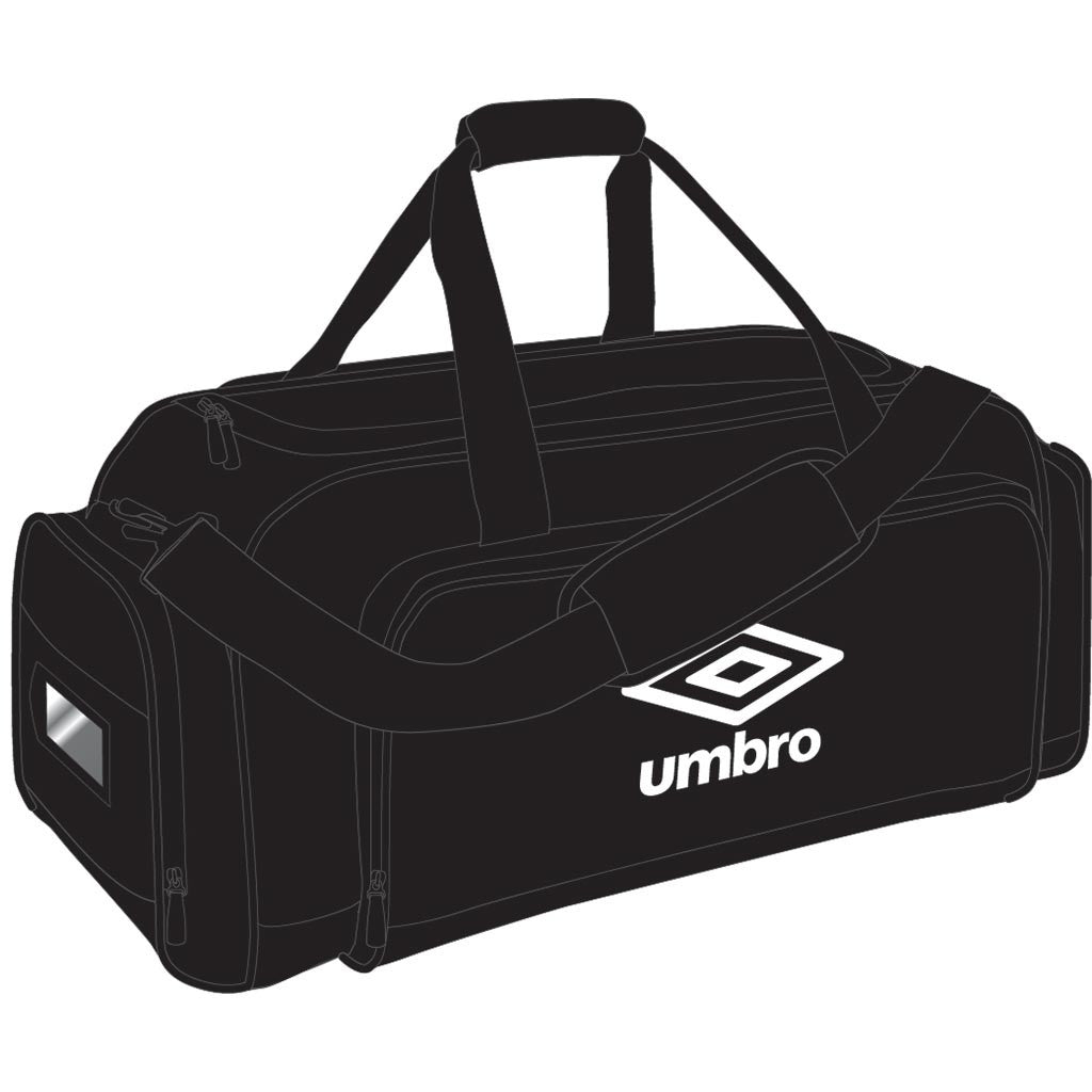 Umbro backpack 17 sac à dos de soccer noir