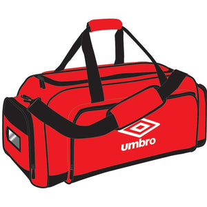 Umbro backpack 17 sac à dos de soccer rouge