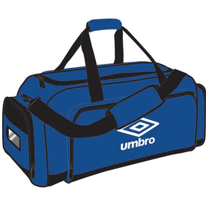Umbro backpack 17 sac à dos de soccer bleu royal