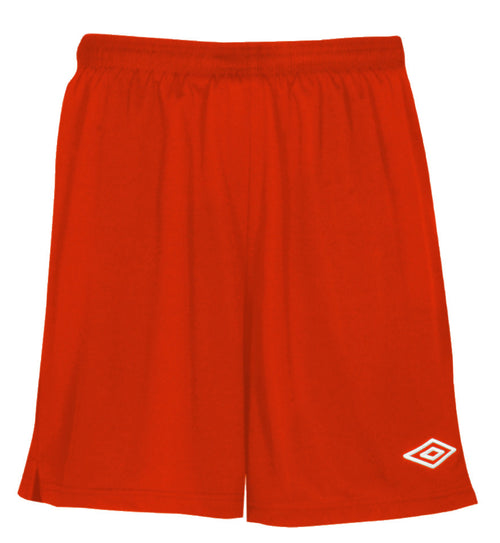 Short de soccer Umbro City soccer shorts  rouge