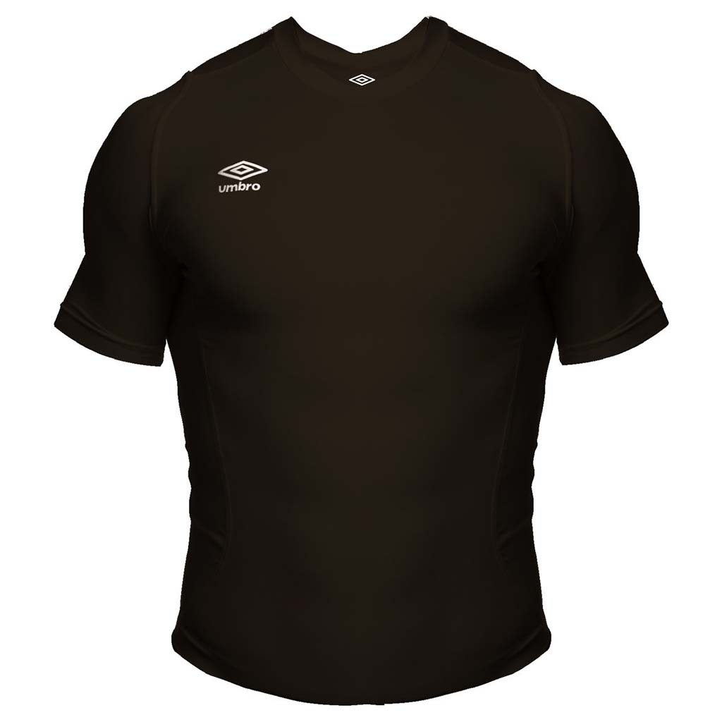 T-shirt compression sport Umbro noir