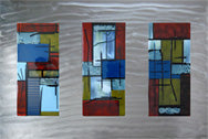 CL2-Fused Glass Panels