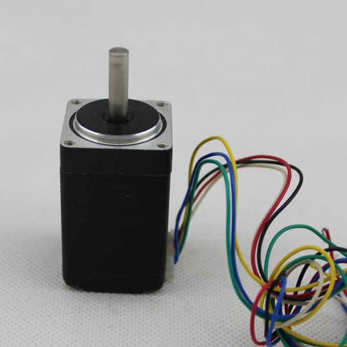 Unipolar/Bipolar Stepper Motor - 28*32/45mm