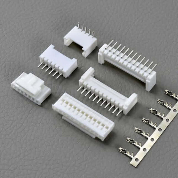 Mm jst ph style shrouded male female connectors